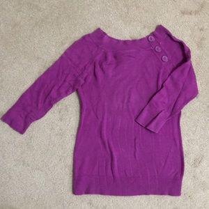 Women's LOFT boatneck sweater